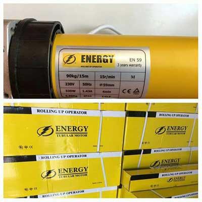 موتور توبولار انرژی